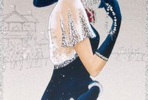 Art Deco ladies♡
