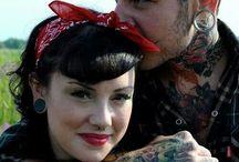 Txoron y Sara