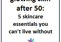 Beauty and skin care over 50
