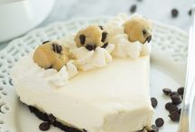 Oreo cookie dough cheesecake