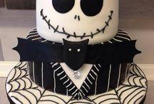 Tortas de hallowen