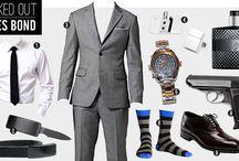 007 clothing