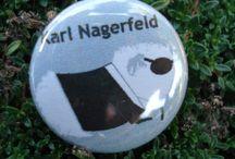 Karl Nagerfeld / Das niedliche Karl Nagerfeld Motiv hat die Herzen der Nager-Fans im Sturm erobert.