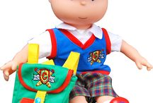 Caillou / Here you'll find all of our Caillou toys!