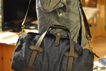 Man bags / by Benie Bee