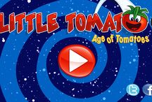 Little Tomato / Funny game for Android an iOS
