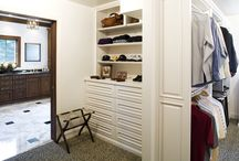 Closets & Storage / Calm the chaos & bring order into your hectic life!