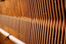 bumboo fence