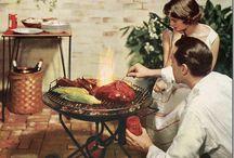 Retro Barbecue