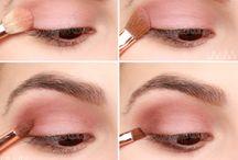Göz makyajı rehberleri