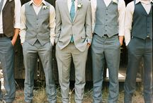 **Wedding Groomsmen and Page boys**