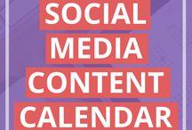 Social Media Marketing / All the best social media marketing tips and tricks I found around the internet!
