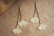 accesories made of lace