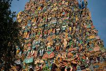 Indie / cestování, poutní místa