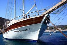 SEMELE / #gulet, #yacht, #bluevoyage, #yachtcharter, www.cnlyacht.com