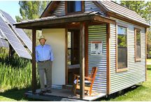 Solar Living Institute Epu / by Tumbleweed Tiny House Company