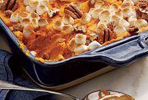 Thanksgiving Recipes / by Naomi Nieser-Allen