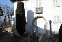 Fondazione Antonio Calderara, Vacciago - Ameno / Just few minutes by foot from Vecchio Asilo - www.dimoredarte.com