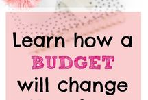 Budget Hints & Tips / Ideas and tips to help you save money using a budget. Budget ideas to help you save money.