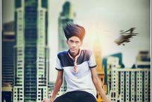 Aazam Popz / Stylish Boy Aazam Popz