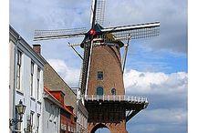 Molens Nederland / Overal in Nederland molens