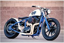 Motorcycle Inspiration / Motorcycles that are interesting and inspiring for some or many reasons