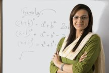 The ways by which mathematicians can earn / Mathematics plays a vital role in business and corporate world for multiple reasons. Application and allocation of the theories of mathematics in different spheres of work, brings in various career opportunities for the mathematicians. A person who has a degree and specialisation in mathematics can work as a teacher and professor who can impart his knowledge to the students of mathematics. / by Careesma.in India