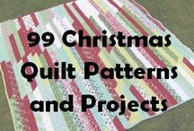 Christmas Quilting and sewing / Christmas