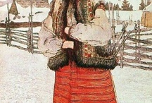 Ukrainian Roots / by Judy-Anne Chabun