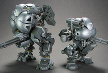 robot da guerra