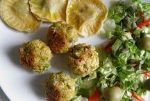Organic Food / Vegetarian dishes