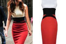 vestidos y ropa