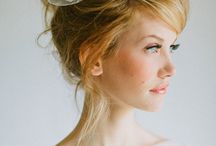 Wedding Hair I LOVE / by Kate Connolly