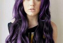 Hair Inspiration / by Taryn Jai