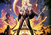 All Geekness Great and Small - Classic SciFi & Fantasy / by Kiddý Ámundadóttir