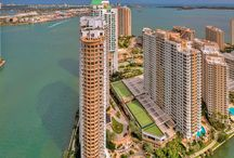 MAIN FACTS /  Carbonell is one of Miami's architectural wonders. Standing nobly in Brickell Key Island, the tower delivers stunning waterfront vistas.