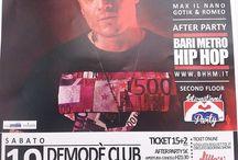 Demode event