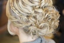 Wedding hair! / by Erin Carlin