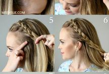 Hair Styles I want to do