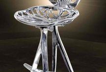 Glow Deco Aluminum Cast Furniture by Quasar Khanh