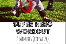Kid friendly workouts