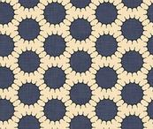 textiles / by Elizabeth Heidrich Shafer