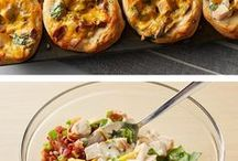 Easy dinners