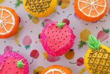Cupcakes-Fruit