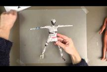 armatures for figurines