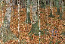 Gustav Klimt / Landscapes