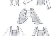 Robes fantastique