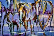 Horses / by Linda Rader