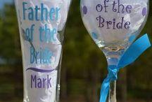 I am Mother of the Bride - Joy!  / by Karen Larkin - Business/Professional Page