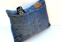 creare con jeans